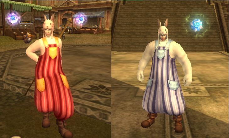 可爱的兔子装套装